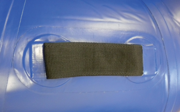 Poignée tissu raft