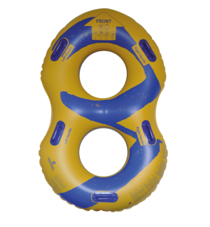 ZLG8Y48E - Figure 8 shaped waterpark tube