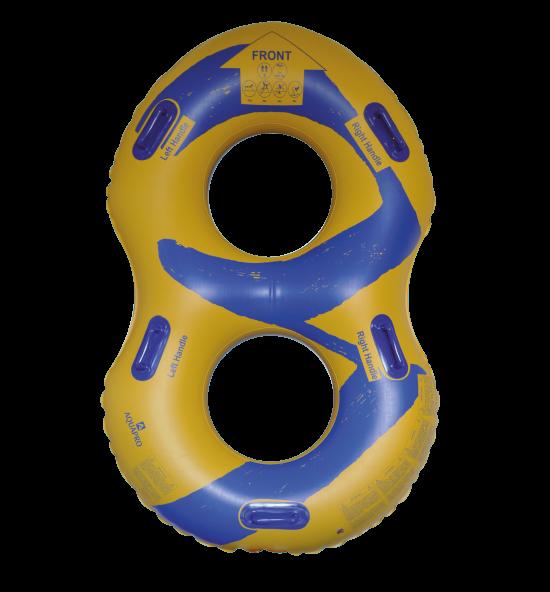 """ZLG8Y48E - Flotador en forma de """"8"""" para parque acuático"""