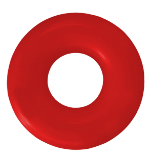 ARR80 - Gommone singolo circolare rotostampato Parco acquatico