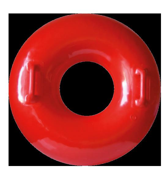 ARR80WH - Gommone singolo circolare rotostampato Parco acquatico