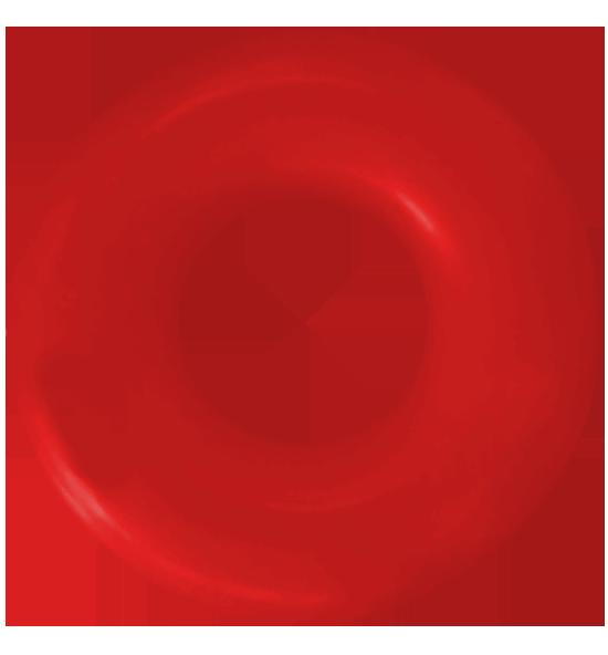 ARR95 - Gommone singolo circolare rotostampato Parco acquatico