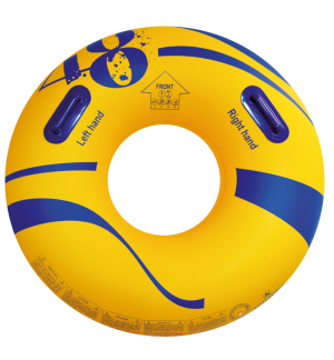 HB-1RO-48Y - Single waterpark tube