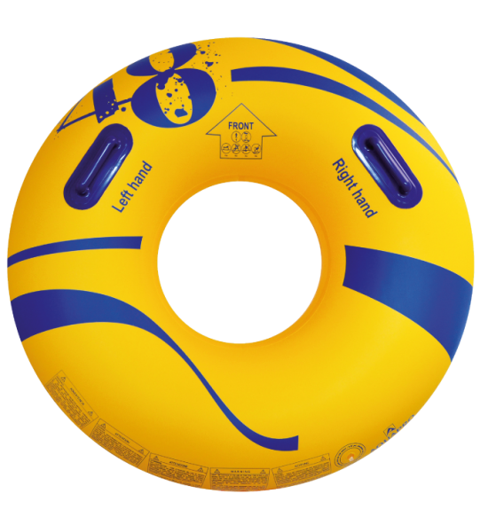 HB-1RO-48Y - Gommone singolo Parco acquatico