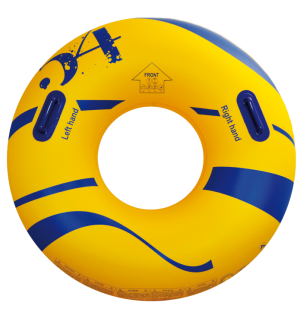 HB-1RO-54Y - Bouée simple Parc Aquatique