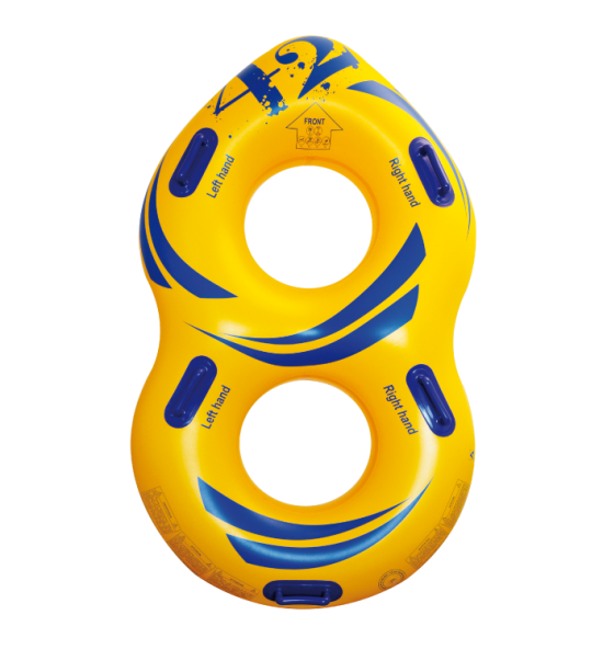 HB-2F8-42Y - Double waterpark tube