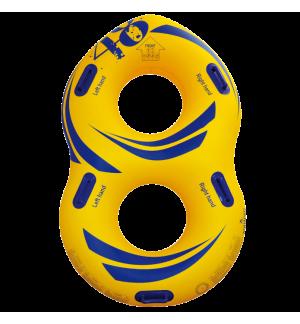 HB-2F8-48Y - Gommone doppio Parco acquatico