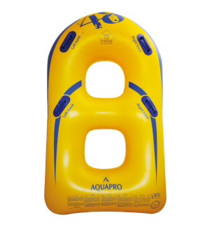 HB-2BU-48Y - 2 person bullet waterpark tube