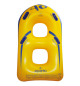 HB-2BU-48Y - Trineo acuático de dos personas para parque acuático
