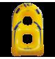 HB-2BU-48Y - Bouée double Parc Aquatique