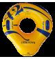 HB-1PR-42Y - Flotador de forma de pera para parque acuático