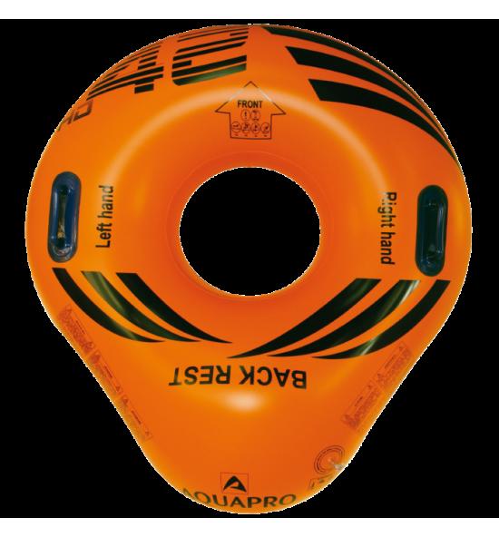 HD-HB42P-O - Flotador de forma de pera para parque acuático