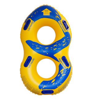 ZLG8Y42E - Figure 8 shaped waterpark tube