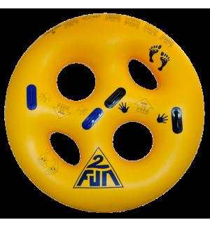 HB-2RO-71Y - Bouée famille Parc Aquatique
