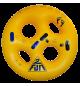 HB-2RO-71Y - Gommone doppio Parco acquatico