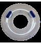 ZLG42CE - Gommone singolo trasparente Parco acquatico