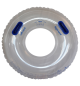 ZLG48CE - Clear single waterpark tube