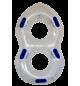 ZLG8C42E - Lichtdurchlässig Achtform Zweierring fuer Wasserpark