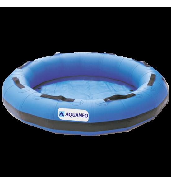 FR96 - Balsa redonda para parque acuático
