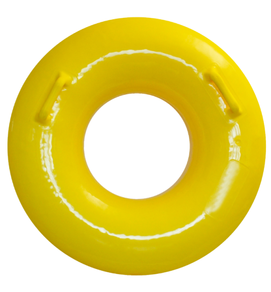 ARY100WH - Flotador rotomoldeado simple para parque acuático