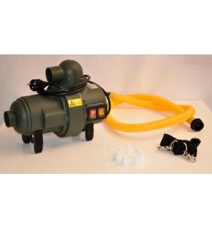 GE 230/2000 - Inflador/deflator para flotadores y balsas de parques acuáticos