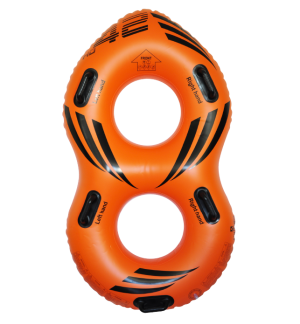 HD-HB2F8-42-O - Heavy duty figure 8 waterpark tube