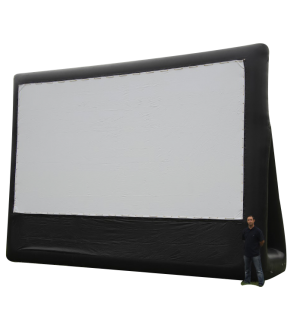 EG2 - Inflatable outdoor movie screen