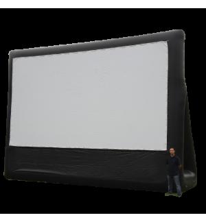 EG4 - Ecran de cinéma extérieur gonflable