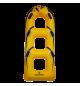HB-3BU-42Y - Slitta acquatica per tre persone