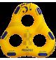 HB-3TR-57Y -  Gommone triple triangularo