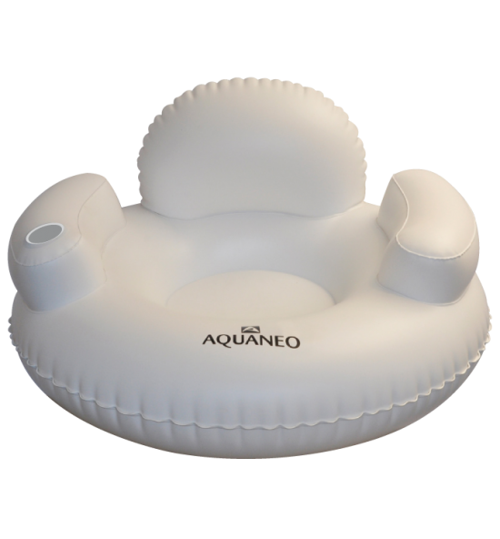 PF110-INFLATABLE CHAIR WITH CUP HOLDER