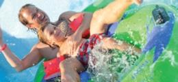 Flotador doble 8 para parques acuaticos