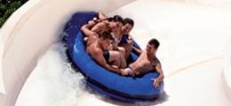 Rafts para parque acuático