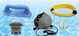 Accessoires pour parcs aquatiques